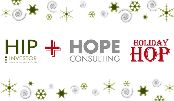 HIP + HOPE Holiday HOP
