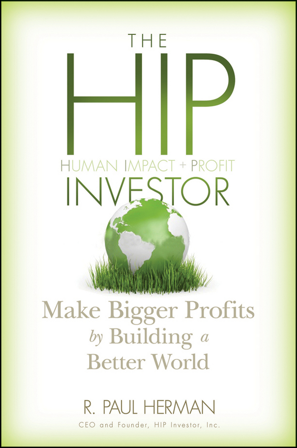 HIP Investor Book cover