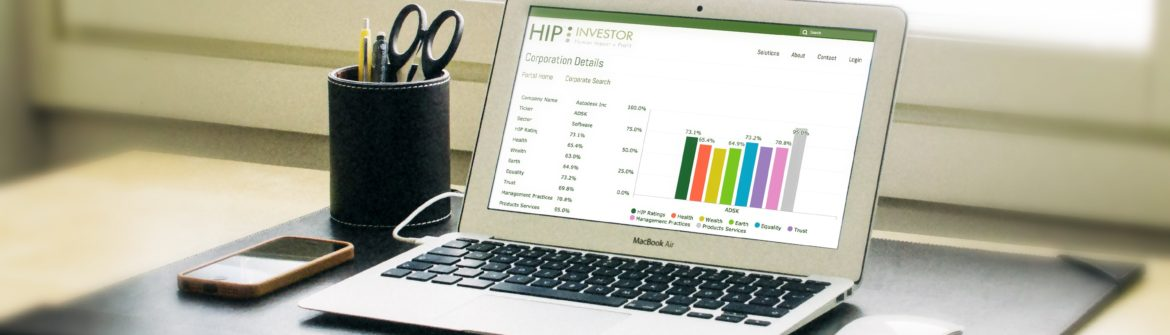 NEW HIP Ratings Portal - FREE TRIAL